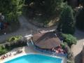 bar de la piscine aerienne